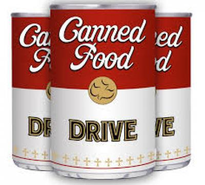 Hvms Canned Food Drive North Clackamas School District